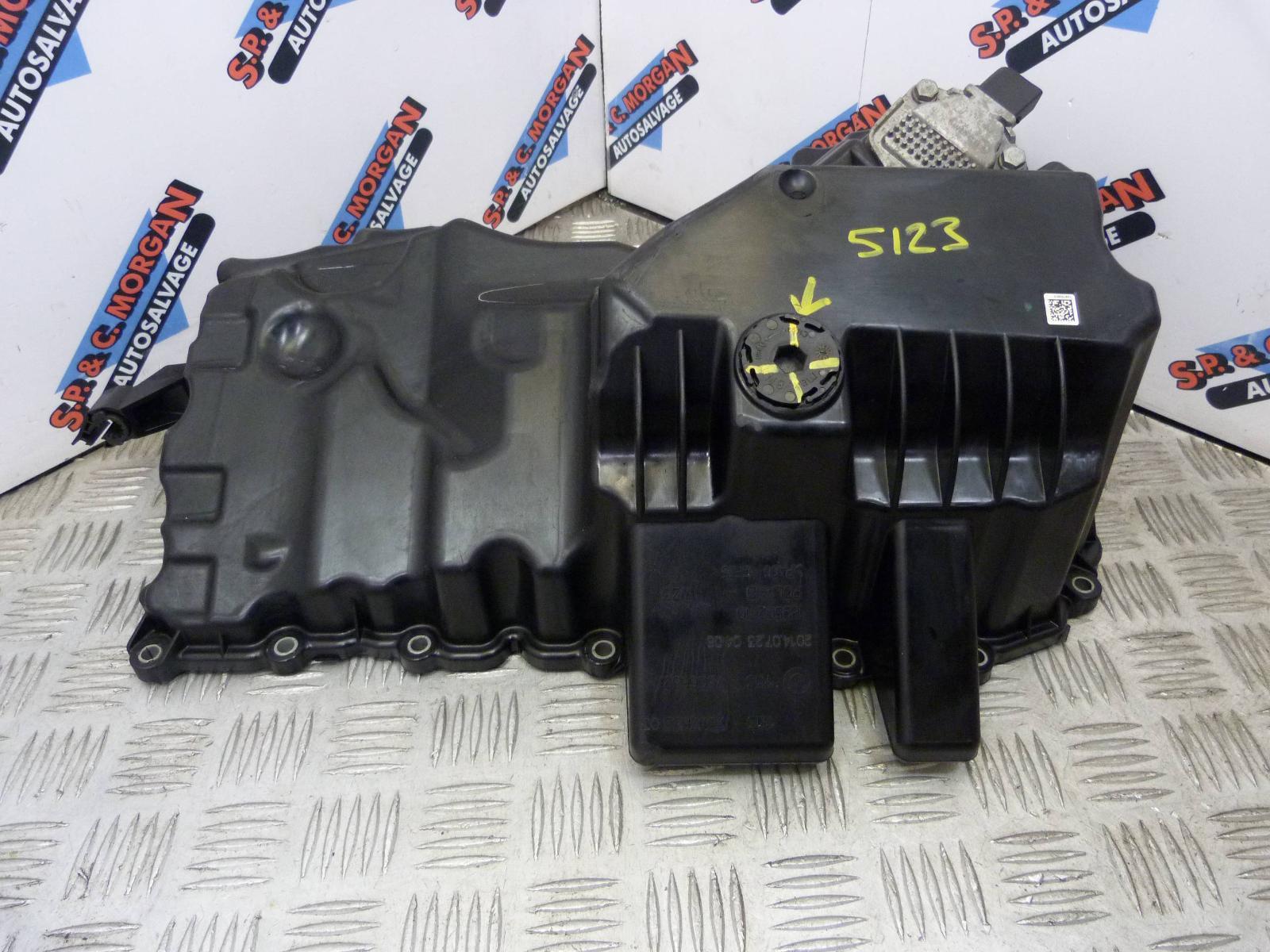 2014 Bmw Z4 E89 Oil Sump Pan 2 0 Petrol N20b20 11137618512